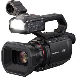 Panasonic HC-X2000 - Caméscope 4k Caméra Vidéo