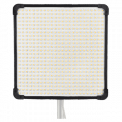 FOMEX FL600 30x30cm - KIT Panneau LED Flexible V-mount - (Pied inclus) LED Bi-Color
