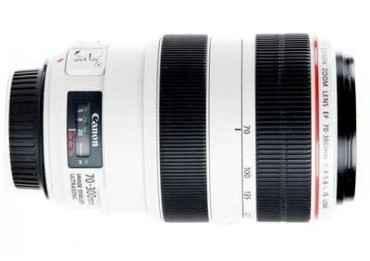 Canon 70-300mm f/4-5,6 L IS USM Téléobjectif
