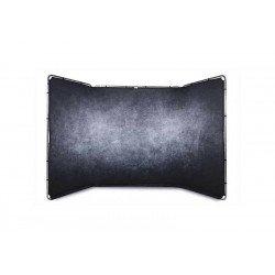 Lastolite Fond panoramique 4 m en tissu - Couleur Gris Granite Fond pliant