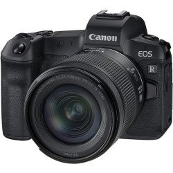 Pack Canon EOS R + Objectif RF 24-105mm f/4-7.1 IS STM Pack Canon