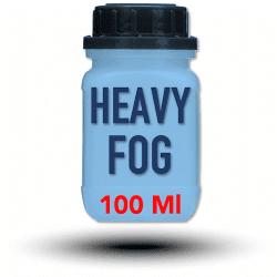 Look Heavy-Fog Fluid 100 ml - Liquide pour machine à fumée et à brouillard Liquide machine à fumée
