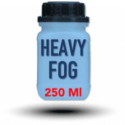 Look Heavy-Fog Fluid 250 ml - Liquide pour machine à fumée et à brouillard Liquide machine à fumée