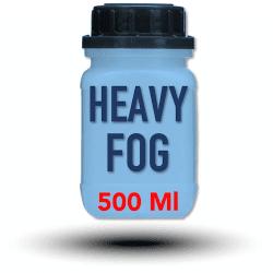 Look Heavy-Fog Fluid 500 ml - Liquide pour machine à fumée et à brouillard Liquide machine à fumée