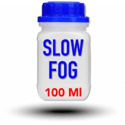 Look Slow-Fog Fluid 100 ml- Liquide pour machine à fumée et à brouillard Liquide machine à fumée