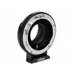 Metabones Speed Booster ULTRA 0.71x Canon FD/FL vers Micro 4/3 - MB_SPFD-M43-BM4 - Bague d'adaptation