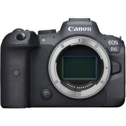 Canon EOS R6 Hybride plein format - GARANTIE 2 ANS Hybride
