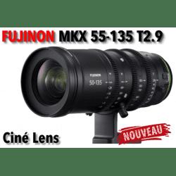 Fujifilm Fujinon MKX 50-135mm T2.9 Objectif (Sony E-Mount) Téléobjectif - Objectif à monture Sony E