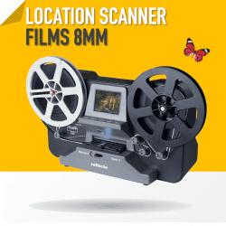 Scanner Super 8 - Reflecta Film Normal 8 mm