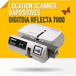 Scanner de diapositive Reflecta DigitDia 7000