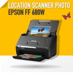 Scanner Photo - Epson FastFoto FF-680W Scanner Photo - Film - Diapo