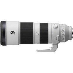 Sony 200-600 mm f/5.6-6.3 G OSS monture Sony FE - Garantie 2 ans Objectif Sony