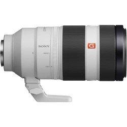 Sony FE 100-400mm F4.5-5.6 GM OSS Monture E Accueil