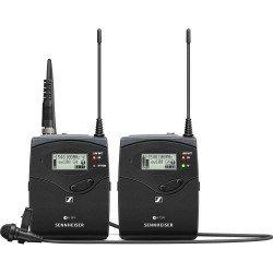 Sennheiser EW 112P G4 B-Band - Kit Micro cravate HF - Garanti 2 ans Audio & Son