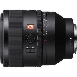 Sony 50 mm f/1.2 G Master - Monture Sony FE Fixe