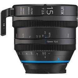 Irix ciné 15mm T2.6 monture Canon EF - GARANTIE 2 ANS Irix Canon (EF)