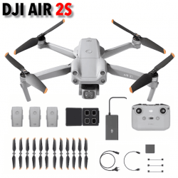 Drone DJI Air 2S Les Drones