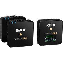 Rode Wireless Go II Système de microphone sans fil A CREER
