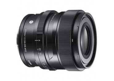 Sigma 65mm f/2 DG DN Contemporary monture Leica (L) - objectif photo Focale Fixe - Objectif à monture Panasonic L