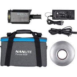 Projecteur Nanlite Forza 60B LED 60W (Bi-Color) Projecteur LED