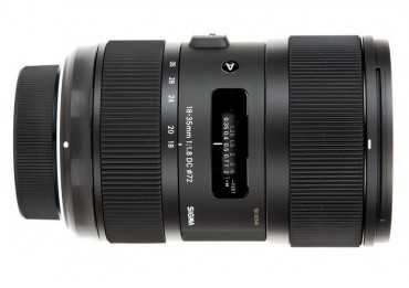 Sigma 18-35mm f/1,8 DC HSM - Art - Monture Nikon _ OCCASION GARANTIE Produits d'occasion