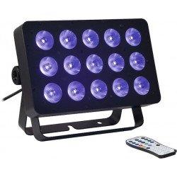 Lumière Noire - EUROLITE LED FLD-1508 UV Panel Jeux de Lumiere