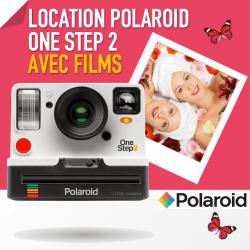 Pack Polaroid OneStep 2 - Avec Film Appareil photo instantané