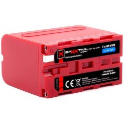 Batterie NP-F970 Li-ion - (7800 mAh) Batteire Sony