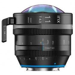 Irix ciné 11mm t/4.3 monture Canon (EF)objectif vidéo Irix Canon (EF)