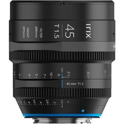 Irix Ciné 45mm T1.5 Canon EF - GARANTIE 2 ANS Irix Canon (EF)