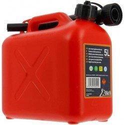 Jerrican Homologué Carburant 5 L - XL Tech 506020 A CREER
