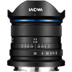 Laowa 9 mm f/2.8 Zero-D monture Fuji X
