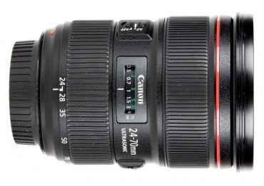 Canon 24-70mm f/2,8 L II USM - Neuf Garantie 2 ans Plein format - EF