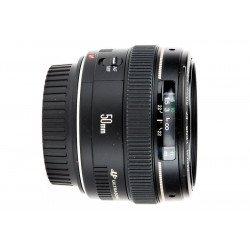 Canon 50mm f/1,4 USM - Occasion Garantie 6 mois Produits d'occasion