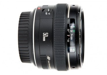 Canon 50mm f/1,4 USM - Neuf Garantie 2 ans Plein format - EF