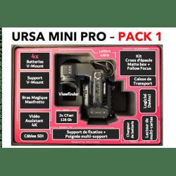 Pack Blackmagic Ursa Mini Pro G2