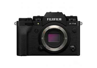 Fujifilm X-T4 Boitier (nu) + 1 batterie & chargeur Accueil