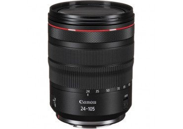 Canon RF 24-105 mm f/4 L IS USM - Garantie 2 ans Canon RF