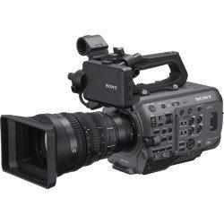 Pack Caméra Sony PXW-FX6 + Sony E PZ 18-110 mm F4 G OSS Caméra Vidéo