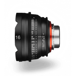 Samyang XEEN 16 mm T2.6 - Monture Canon EF objectif Vidéo OCCASIONS