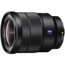 Sony 16-35mm f/4 ZA OSS Zeiss Vario-Tessar T* FE - Monture Sony E Grand-Angle - Objectif à monture Sony E