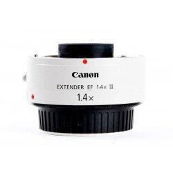 Téléconvertisseur Canon EF 1,4X III - Multiplicateur de focale