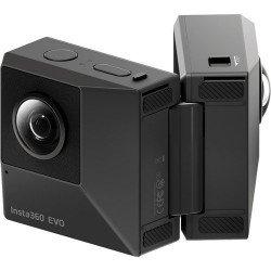 Caméra 360° - Insta360 Evo - Convetible 180/360° - Occasion Garantie 6 Mois Produits d'occasion