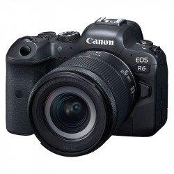 Canon Eos R6 + RF 24-105mm f/4-7.1 IS STM - GARANTIE 2 ANS Appareil Photo