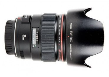 Canon 35mm f/1.4 L USM - Phoxloc
