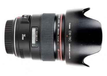 Canon 35 mm f/1,4 L USM - Objectif Photo PRODUITS OBSOLÈTES