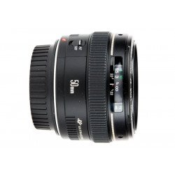 Canon 50 mm f/1,4 USM - Objectif Photo Standard