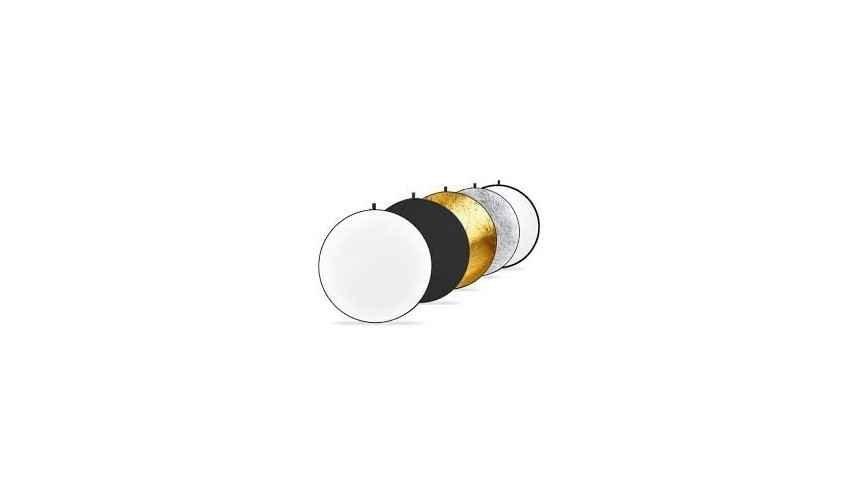 Location r flecteur de lumi re 110cm 5 en 1 pliable a lyon - Reflecteur de lumiere fait maison ...
