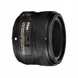 Nikon 50 mm f/1.8 G AF-S NIKKOR
