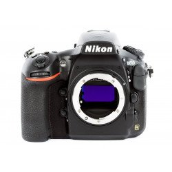 Nikon D810 - Reflex numérique